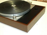Thorens TD150 MKII Vintage Hi Fi Separates Record Vinyl Deck Player Turntable