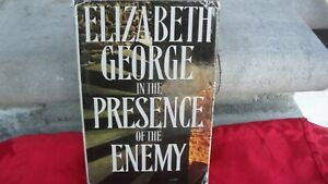 "BOOK - "" IN THE PRESENCE OF THE ENEMY "" 1996 BANTAM BOOKS HARDCOVER ... COND: GD"