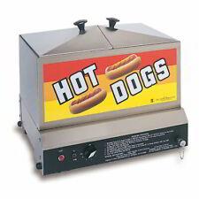 GOLD MEDAL #8007 STEAMIN DEMON HOT DOG & BUN STEAMER