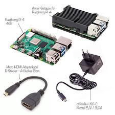 Raspberry Pi 4 Computer Modell B 4GB Light Starter Set (RPI4-4-LGKIT)