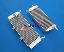aluminum radiator Honda CRF450X  2005 2006 2007 2008 2009 05 06 07 08 09