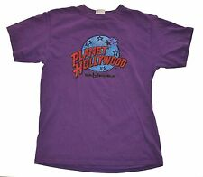Planet Hollywood Walt Disney World Florida Purple Men's T-Shirt Size L