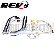 Rev9 16G 20G Turbo J-Pipe Kit For 95-99 Mitsubishi Eclipse GST / GSX / Talon TSI