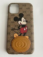 Gucci Case For Iphone 11 Pro With Logo Mickey Mouse Disney
