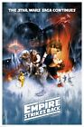 "STAR WARS THE EMPIRE STRIKES BACK (PART V) 91 x 61 cm 36"" x 24"" MOVIE POSTER x"