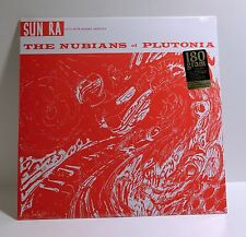 SUN RA & HIS MYTH-SCIENCE ARKESTRA The Nubians Of Plutonia 180gr VINYL LP Sealed