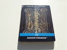 Jumanji  BLURAY (Steelbook 2 Dischi: Blu-Ray + DVD) NUOVO Edizione Italiana