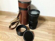 Russian lens JUPITER 36B 3,5/250 to camera Kiev-88 TTL Salut C S
