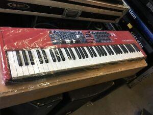 Nord Electro 6D 73 key Keyboard Piano Drawbars Organ SW NE6D EL6D in box//ARMENS