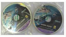 ORIGINALE SCHEDA MADRE ASROCK driver 2 pezzi CD DVD * 42 aod790gx/128m Nuovo New OVP