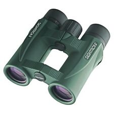 Sightron SII Series Blue Sky Binocular 8x32mm Roof Prism BAK4 Glass Green Rubber