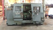 Okuma LC30 CNC Lathe, Good Condition - Under Power -  See Video