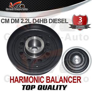 Harmonic Balancer Damper Pulley for Hyundai Santa Fe CM DM 2.2L Diesel D4HB