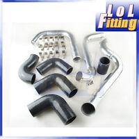 Uprated FMIC Hard Pipework Kit for 1.9 TDi 8v ARL PD150 Golf MK4 / Bora