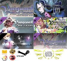 Vanguard Princess Bundle VP + 5 DLC (Lilith,Hilda Rize...) PC Digital STEAM KEY