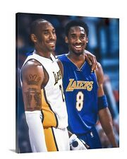 "Kobe Bryant Canvas Wall Art Painting Mancave 16""x20"" More Sizes Avail 24 8"
