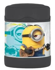 Minion Thermos Kids 10oz Insulated Leak Proof Stainless Steel Food Jar 10oz