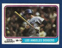 1974 Topps Steve Garvey Los Angeles Dodgers 1st Base Legend Baseball Card #575