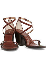 $675 Michael Kors Collection Madie sandals sz US 10 / EU 40