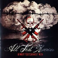All That Remains - A WAR YOU CANNOT WIN [CD]