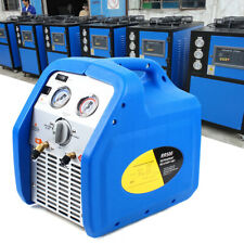 New Listingdurable Multiple Modes 110v Portable Refrigerant Recovery Machine Twin Cylinder