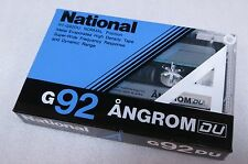 NATIONAL ANGROM G92 cassette tape № 445