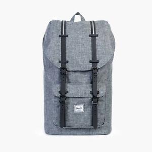 Herschel Little America Mens & Womens Backpack Rucksack - HEMP GREY