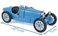 Norev Bugatti T 35 1925 Blue 1:12 125700