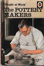 Ladybird Books: Series 606B, People at Work, The Pottery Makers