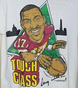 Doug Williams T Shirt XL Washington Football Single Stitch Made USA Vintage 80s
