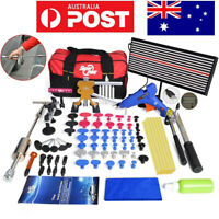 95× PDR Tools Paintless Hail Removal Dent Puller Lifter LED Line Board Repair