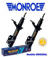 2 ammortizzatori anteriori ALFA 156 1998-2005 MONROE ORIGINALI 45009