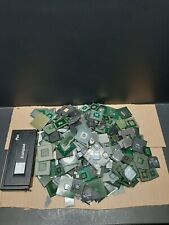 2lbs 15oz Of Computer And Electronics Chips For Scrap Precious Metal Recovery