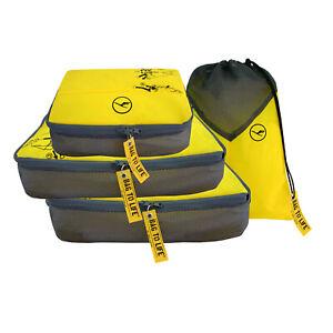 Easy Packing Set Lufthansa Edition bagtolife