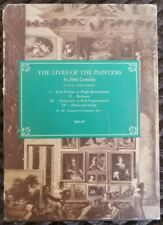 """LIVES OF THE PAINTER - John Canaday   """"FIRST  EDITION""""   LIBRARY OF CONGRESS"""
