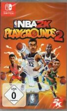NBA 2K - Playgrounds 2 - Nintendo Switch - deutsch - Neu / OVP
