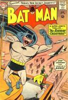 Batman  #162 ~ March 1964 ~ 4.0 VG ~ Very Nice copy ~ Very Good ~ Silver Age