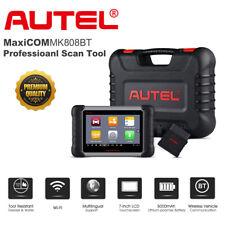 Autel MaxiCOM MK808BT MX808 Auto Diagnostic Tool OBD2 Code Scanner EPB BMS IMMO