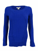 Bar III Women's Wool Blend Knit Sweater