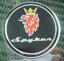 """2.5"""" SAAB Spyker Emblem decal 93 9-3 95 9-5 9-2X 9-7X"""