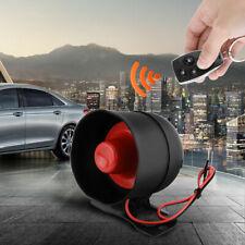Car Auto Vehicle Burglar Alarm Keyless Entry Security Alarm System with 2 Remote