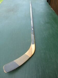 "Vintage Wooden 59"" Long Hockey Stick NIKE ZERO G"
