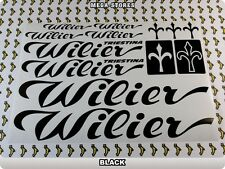 WILIER Stickers Decals  Bicycles Bikes Cycles Frames Forks Mountain MTB BMX 56J