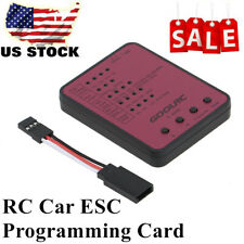 GOOLRC S SERIES PROGRAMMING CARD FOR RC CAR ESC ELECTRONIC SPEED CONTROLLER E8J9