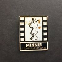 WDW - Silhouette Edition Series Minnie Mouse Disney Pin 7134