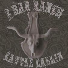 Hank3's 3 Bar Ranch - Cattle Callin (NEW CD)