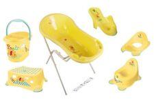 7 Winnie Pooh yellow Set tub XXL+ Seat +Stand+Pot +WC + Stool + Bucket