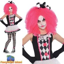 b0389dd02110d Girls' Clowns and Circus Fancy Dress Complete Outfit for sale | eBay