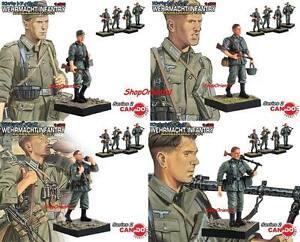Dragon WW2 German Soldier Barbarossa 1:35 figure Set2B CD_11to14