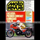 MOTO REVUE N°2594 GPZ 750 COUPE KAWASAKI STORY PEUGEOT 125 ENDURO TOUQUET 1983